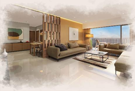 Buy 3 Bhk Flat Apartment In Orchid Exotica Prahlad Nagar Ahmedabad 1916 Sq Ft