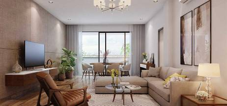 Flats for Sale in Action Area 1 Kolkata