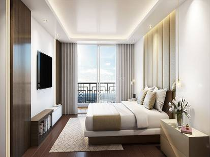 Buy 3 Bhk Flat Apartment In Ace Parkway Sector 150 Noida 1395 Sq Ft