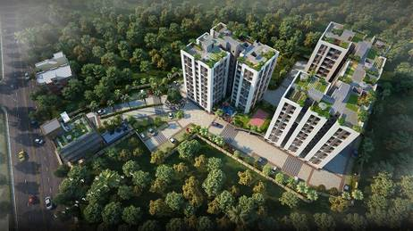 The Sky Garden In New Town Price Rs 35 67 Lacs Onwards