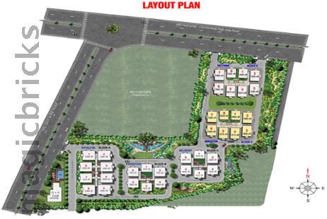 Aditya Empress Towers In Shaikpet Hyderabad Price Brochure Floor Plan Reviews