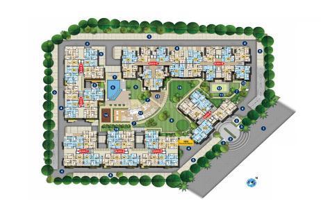 Anukampa Platina In Mansarovar Jaipur Price Brochure Floor Plan Reviews