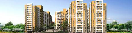 2 Bhk Apartment In Ashraya 10 At New Ranip