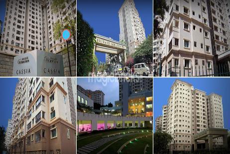 3bhk Multiy Apartment For Rent In Brigade Millennium At J P Nagar Image