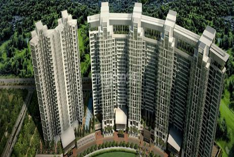2bhk Multiy Apartment For Rent In Wadhwa Palm Beach Residency At Nerul Image