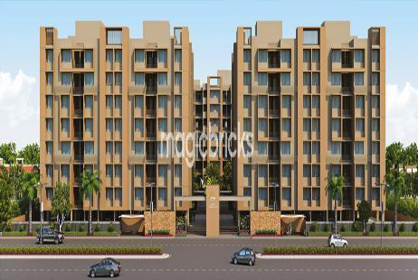 2 Bhk Apartment In Suryam Elegance At Vastral