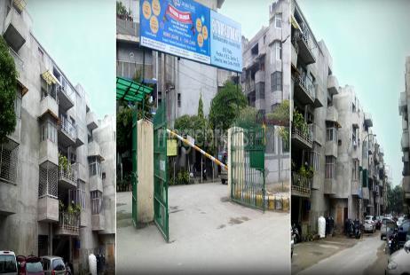 Ekta apartment in dwarka sector 3 new delhi magicbricks for Dda new project in delhi