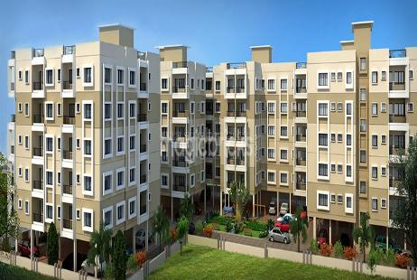 2bhk Apartment For New Property In Green Island At Rajarhat