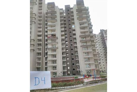 1bhk Multiy Apartment For Rent In Supertech Eco Village 1 At Noida Extension Block A
