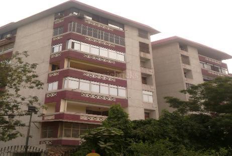 3 Bhk Rental Flat In Dwarka Sector 7