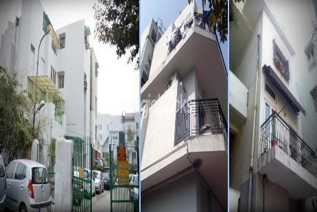 Aravali apartments in alaknanda new delhi magicbricks for Dda new project in delhi
