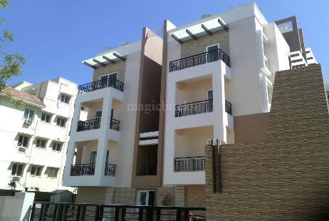 2bhk Builder Floor For New Property In Doshi Euphoria At Perungudi
