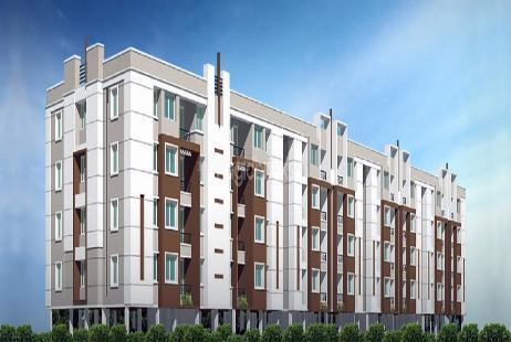 2 Bhk Low Budget Flat For In Navalur