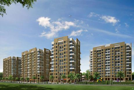 2bhk Multiy Apartment For Rent In Ivy Botanica At Wagholi Image
