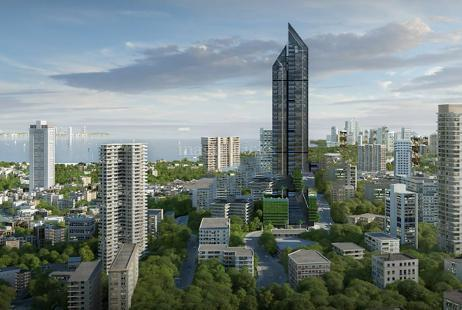 4bhk Apartment For New Property In Lodha Altamount At Road
