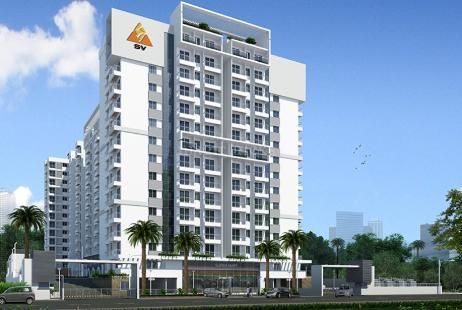 2 Bhk Flat In Sv Legacy Whitefield Bangalore