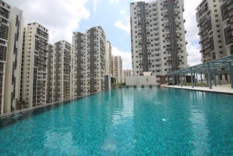 Aparna Sarovar Grande Resale Price, Flats & Properties for sale in