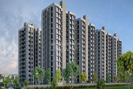 2bhk Apartment For New Property In Aarohi Elysium At South Bopal