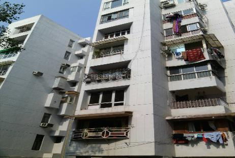 2bhk Multiy Apartment For Rent In Azad At Sri Aurobindo Marg Image