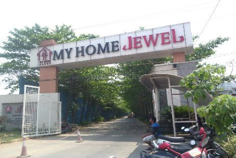 2 Bhk Flat For Rent In My Homes Jewel Miyapur Nh 9 What S Near By