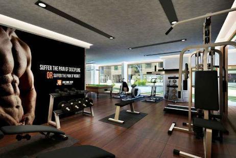 Jiiva inaugurated muscle garage gym alwarpet ttk road photos
