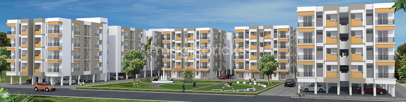 Arun excello compact homes narmada in singaperumal koil tiruchi chennai highway chennai - Compact homes chennai ...