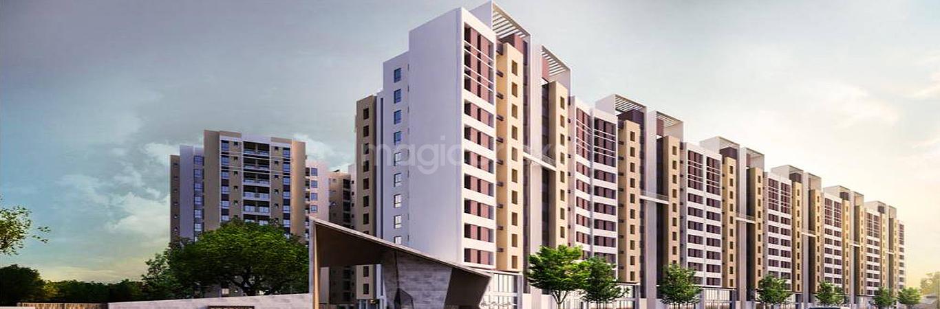 Eternis By Srijan Realty Pvt Ltd Jessore Road Kolkata