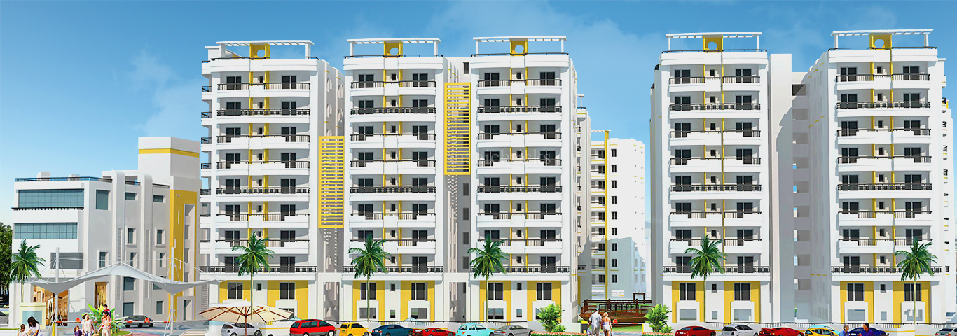 Fresh Living Apartments in Madhapur, Hyderabad by ...