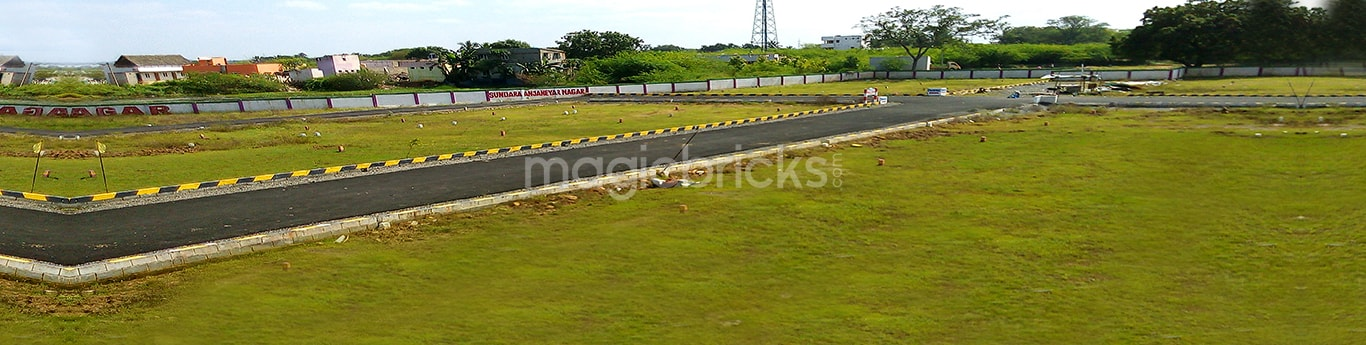 Sundara Anjaneyar Nagar in Sriperumbudur, Chennai by Anitech