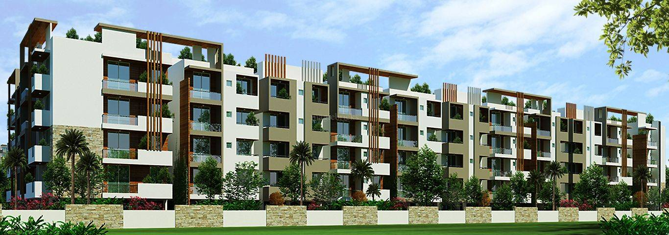 White Palms In Whitefield Bangalore By Gcn Group Magicbricks