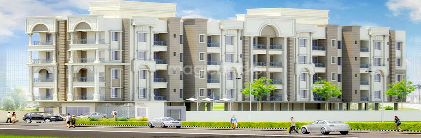Meena Avalon In Sector 5 Salt Lake City Kolkata By Gps Group Magicbricks