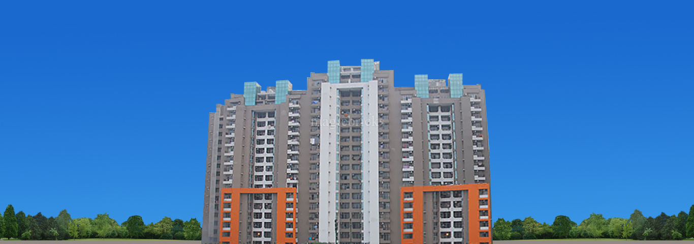 Orange County in Indirapuram Ghaziabad by ABA Corporation
