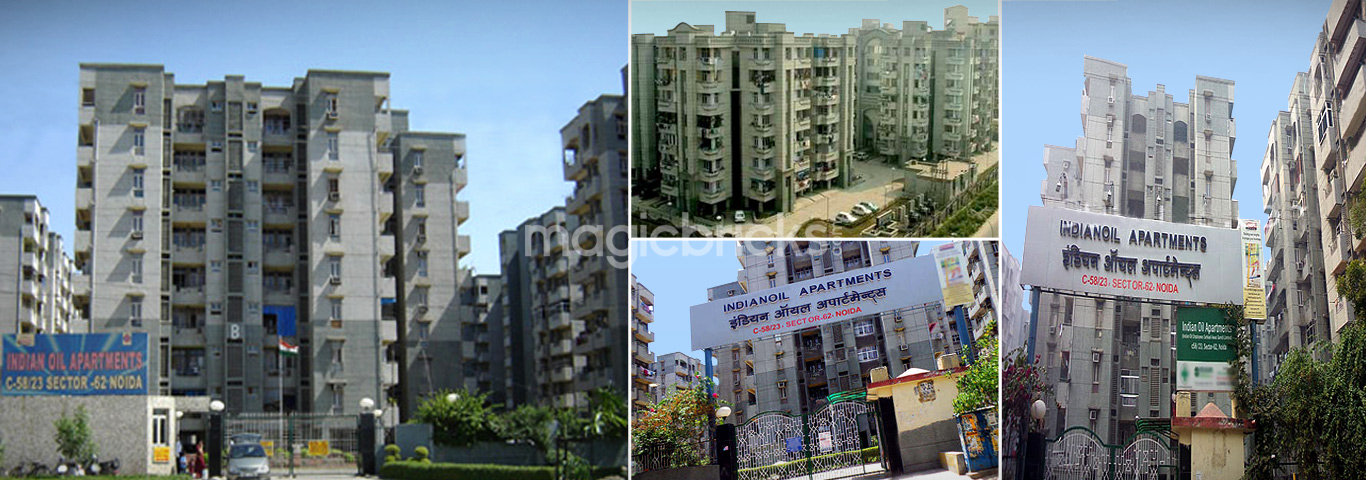 Indian Oil Apartments