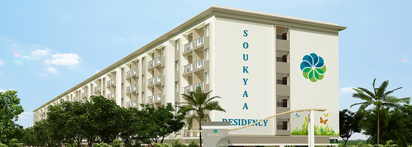 Soukyaa Residency In Whitefield Bangalore By The Creative Homes Magicbricks