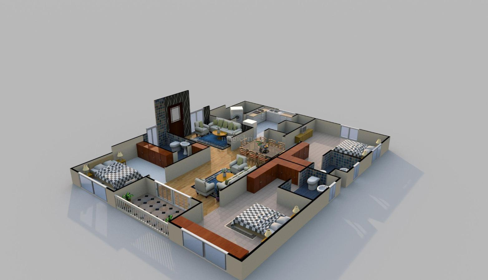 21157677_4_Floor Plan 24 My Home Abhra Hyderabad 5026856_1265_2200_600_900 my house plans floor plans fancy home design,Floor Plans For My Home