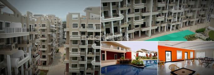 7 Flats Apartments for Rent in Aditya Garden City Pune