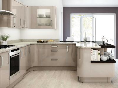 17 thiết kế nội thất nhà bếp đẹp, hiện đại cho nhà ống siêu nhỏ