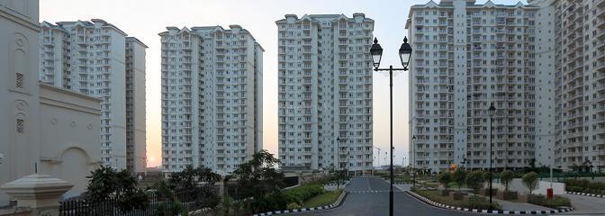 3bhk Multiy Apartment For Rent In Dlf Gardencity At Thalambur Image