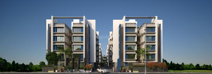 Studio Apartment Ahmedabad Tcs 3 bhk flats in gandhinagar | 154 + 3 bhk apartments for sale in
