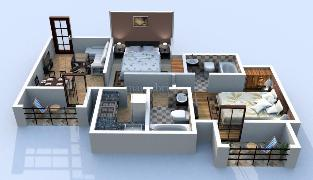 Studio Apartment In Noida studio apartment for sale in noida |magicbricks