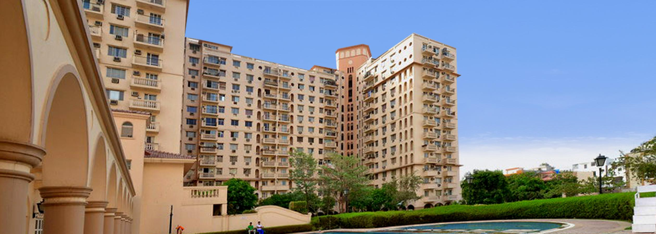 Oakwood Estate in DLF City Phase 2 Gurgaon by DLF Group