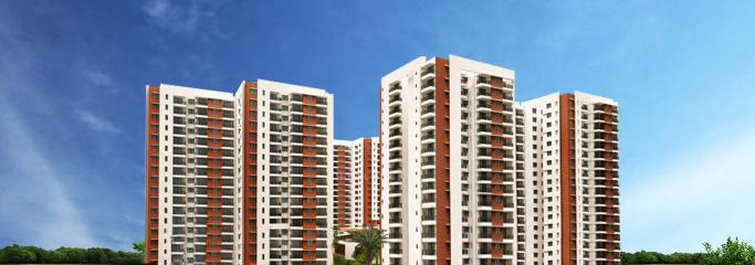 3bhk Multiy Apartment For Rent In Prestige Bella Vista At Iyyanthangal Image