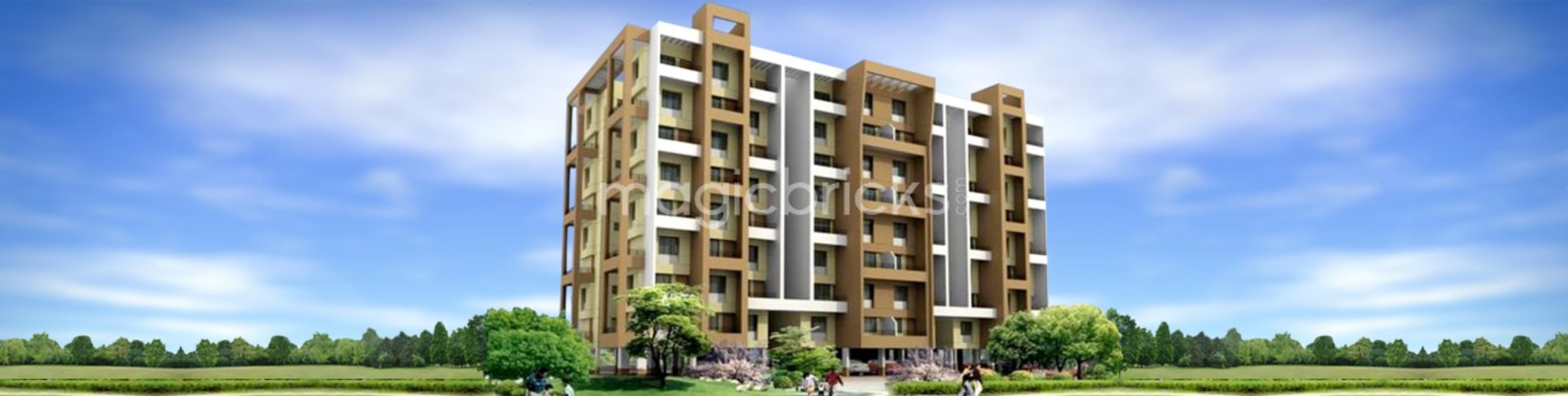 sunrise apartments in hadapsar pune by b k chavan builders pvt