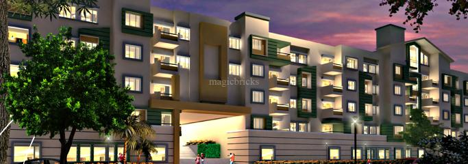 2bhk Multiy Apartment For Rent In Brigade Sparkle At Jp Nagar Image