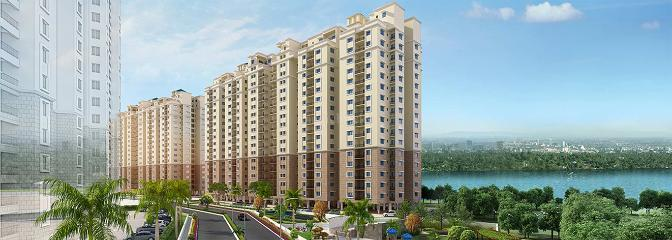 2bhk Multiy Apartment For Rent In Alliance Orchid Springs At Korattur Jawaharlal Nehru Road