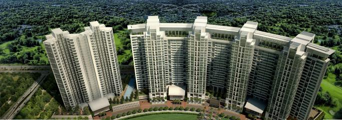 4bhk Apartment For Re In Palm Beach Residency At Road