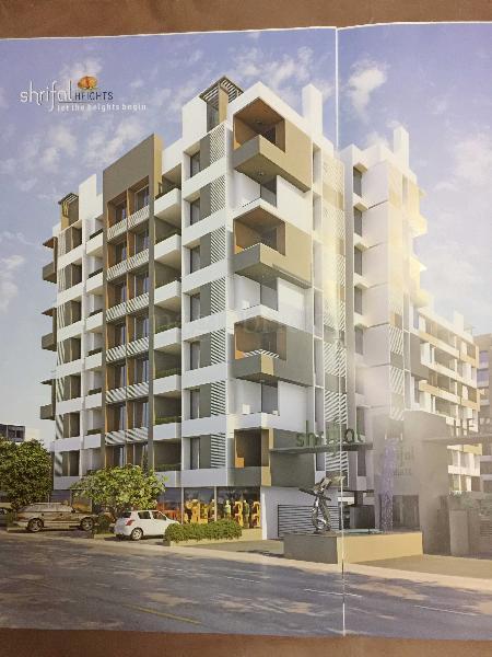 Studio Apartment Gandhinagar Infocity shrifal heights in kudasan, gandhinagarbalaji infrastructure