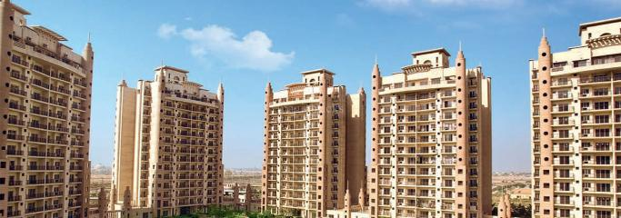 3BHK Multistorey Apartment For Rent In ATS Haciendas At Orange County,  Indirapuram Image