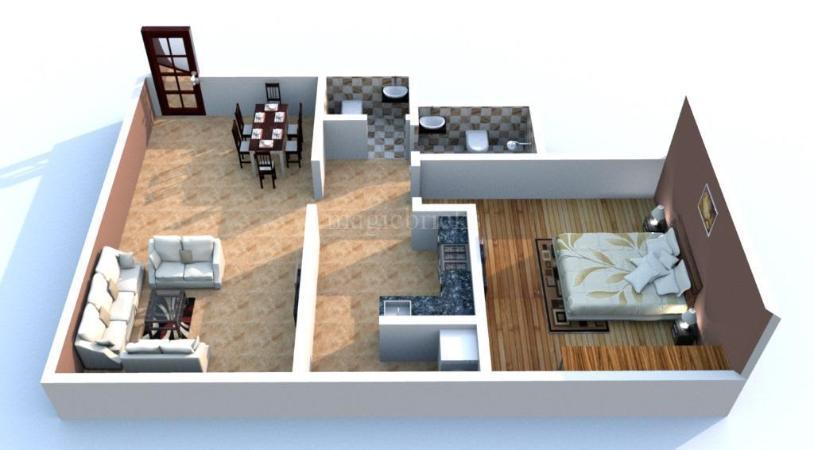 Buy 1 bhk flat apartment in neo residency khopoli navi for Guntha to sq ft