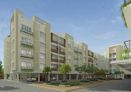 Buy 2 BHK Flat/Apartment in Bhaggyam Griha Thoraipakkam